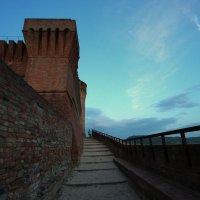 Вечерний замок :: Никита Юдин