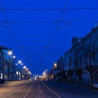 Выхожу один я на дорогу :: Владимир Максимов