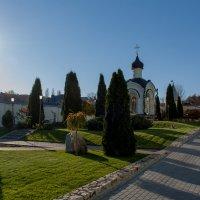 Монастырь :: Руслан Моисеенко