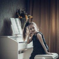 юное дарование :: Мария Корнилова