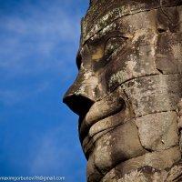камбоджа, байон :: Максим Горбунов