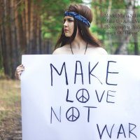 Make Love Not War :: Юлия Семенова