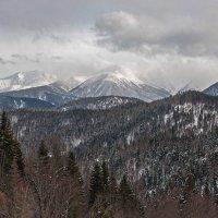Зима в горах :: Аnatoly Gaponenko