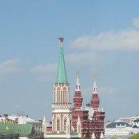 Никольская башня :: Маера Урусова