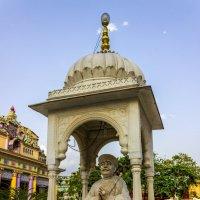Parshwanath Temple.Calcutta Jain Temple :: Михаил Юрин