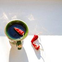 мой утренний кофе :: Marina Ostrianinova