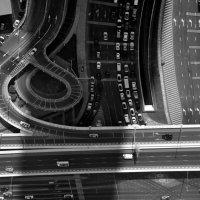 Дорога в Дубаи. :: Валентина Потулова