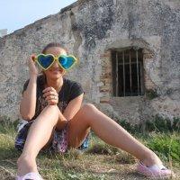 Остров Святой Маргариты :: Таня Фиалка