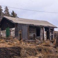 Домик в деревне :: Всеволод Хамуев