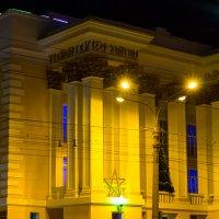 Ночь, улица, фонарь... :: Всеволод Хамуев