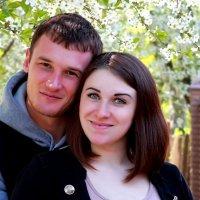 я и жена :: Александр Горохов