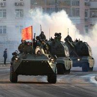 Вперед, под красным знаменем :: Valeriy(Валерий) Сергиенко