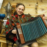 Играй гармонь :: Дмитрий Конев