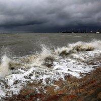Неласковое море :: Нилла Шарафан