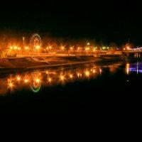 Тверь.Ночь в моем городе. :: Aleksandr Ponomarenko