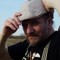 Борода в кепке :: Виктор Бондаренко