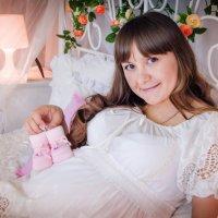 "фотосессия ""в ожидании чуда""... :: Татьяна Пескова"