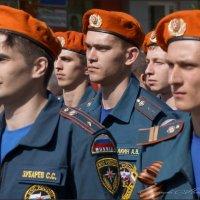 На параде :: Наталия Григорьева