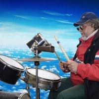 Небесный барабанщик :: Валерий Кабаков