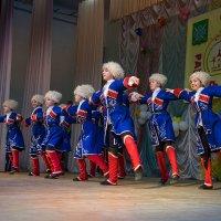 Межмуниципальный хореографический  конкурс -фестиваль :: Анна Хрипачева