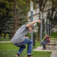 Скейт-балет* :: Виктор Грузнов