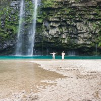 водопад :: Slava Hamamoto