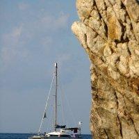 Из-за острова на... :: Дмитрий Матвеев