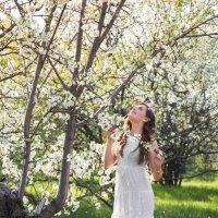 Весна :: Юлия Мамонтова