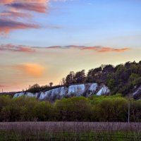 Меловые горы :: Инна Голубицкая