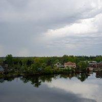 А где - то там  дождь идет... :: Ксения Довгопол