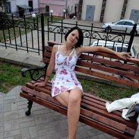 уличный портрет :: Лариса Кветинская