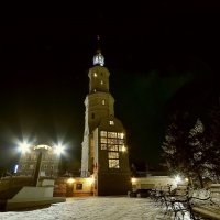 Башня-колокольня :: Игорь Лобанов