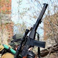 Снайпер :: Дмитрий Арсеньев