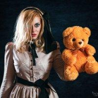 Кукла :: Ангелина Косова