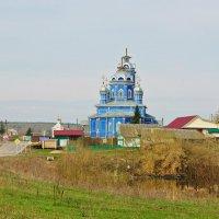 Церковь Николая Чудотворца. :: герасим свистоплясов
