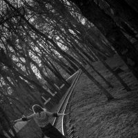 А там, за поворотом, что-то меня ждет... :: Vassiliy Lakhmotkin