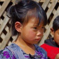 Маленькая бирманка :: Михаил Рогожин