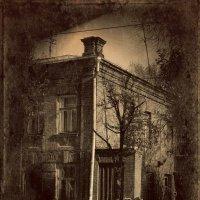кусок  старого  дома :: Дмитрий Потапов