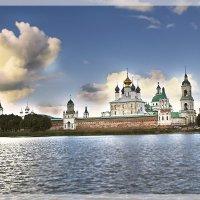 Спасо-Яковлевский Димитриев мужской монастырь :: Алла ************