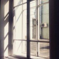 white window :: Наталья Лисицына
