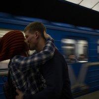 Любовь в метро :: Екатерина Кит