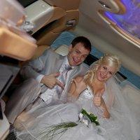 жених и невеста :: Виктор Липский