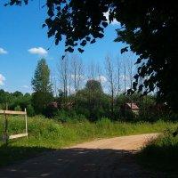В деревне :: Grey Bishop