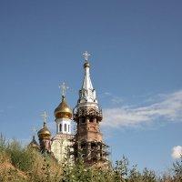 храм Троицы :: толик токарев