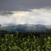 Светопредставление в горах :: Геннадий Валеев