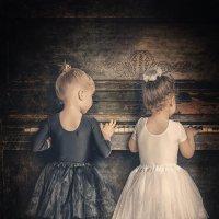 Балерины :: Виктория Дубровская