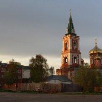Знаменский храм :: Ирина