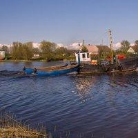 Рыбацкий баркас :: Игорь Вишняков