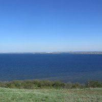 вид на Гэсовское море :: tgtyjdrf