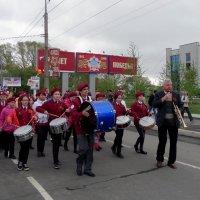 на парад :: Юлия Мошкова
